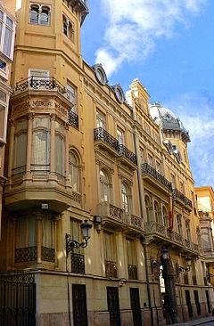 palacio en valencia