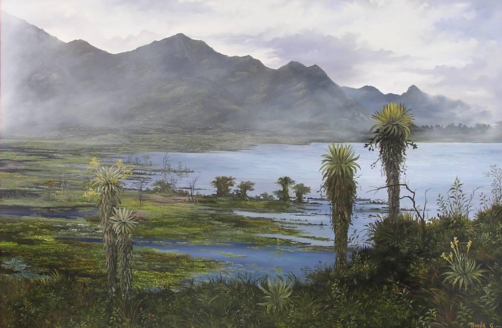 El páramo montano de Etiopía 1