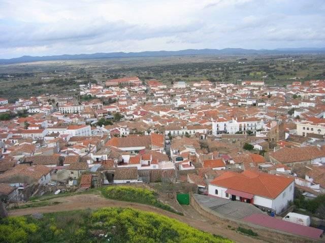 Alburquerque Extremadura España 3