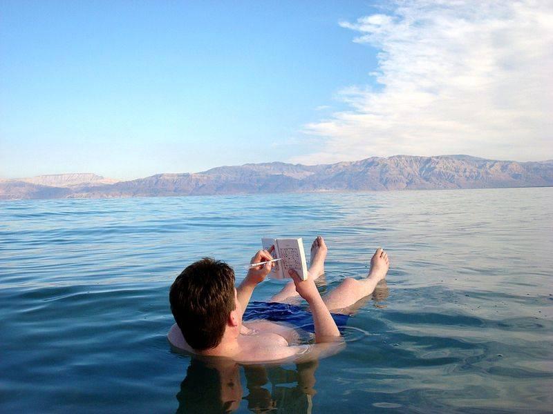 Turismo en el Mar Muerto