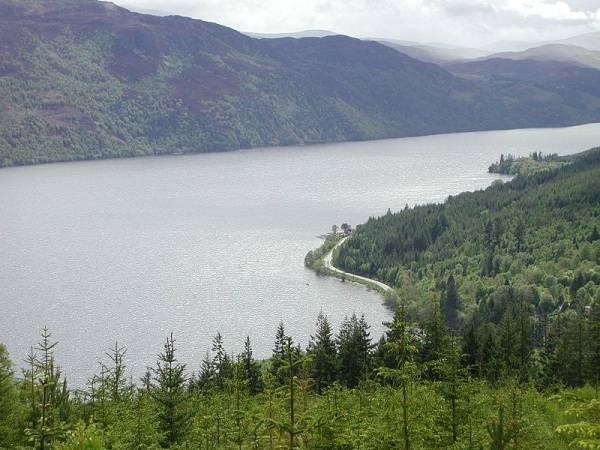 Paisajes de Escocia Lago Ness 3