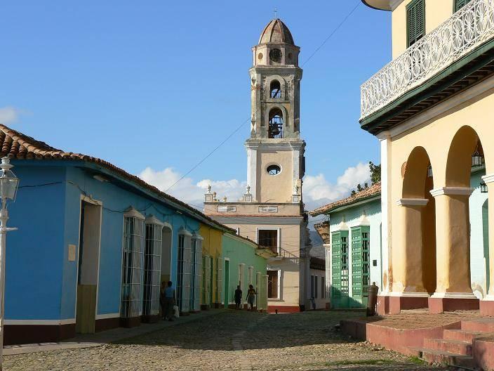 Visitando la ciudad colonial de Trinidad