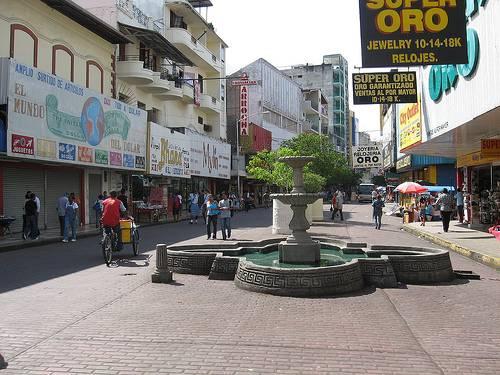 La Avenida Central de Panamá 1