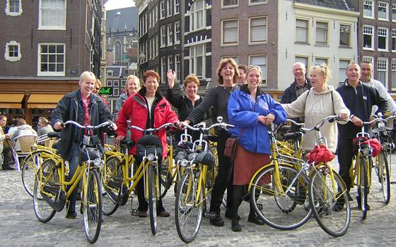 Cicloturismo en Holanda 1