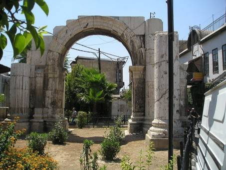 Damasco Siria la capital más antigua del mundo 1