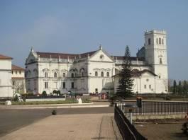iglesia de santa catarina en goa