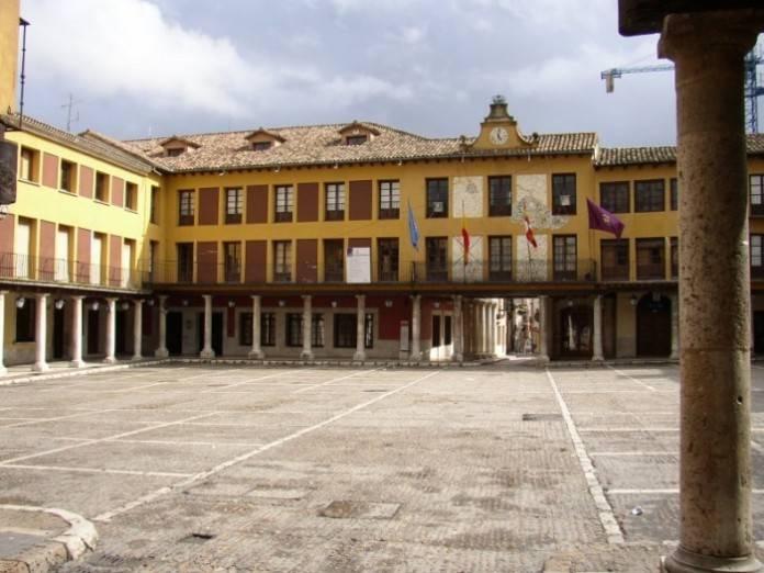 Tordesillas en Valladolid España Monumentos II 3