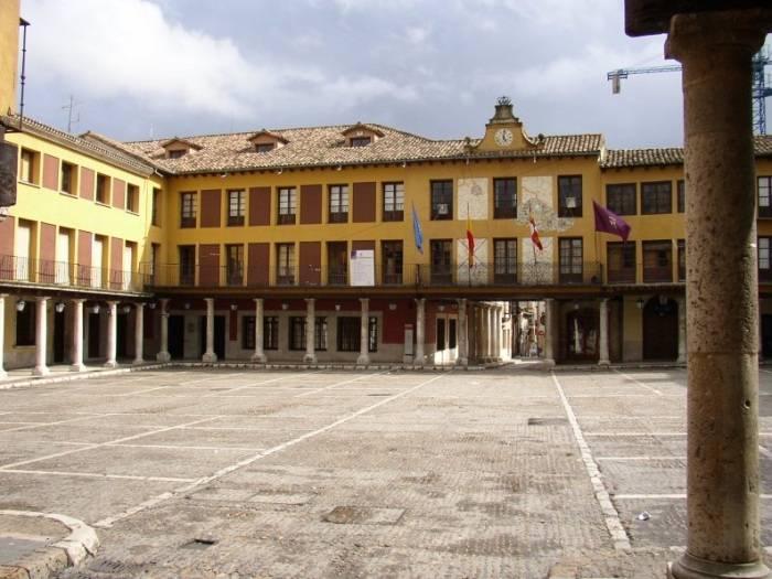 Tordesillas en Valladolid España Monumentos II 1