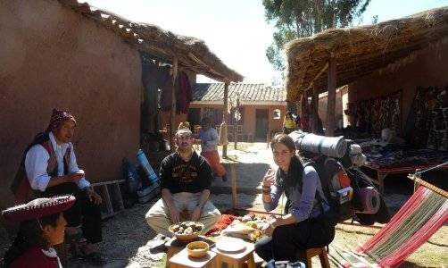 Cinco sitios para turismo vivencial en Perú 1