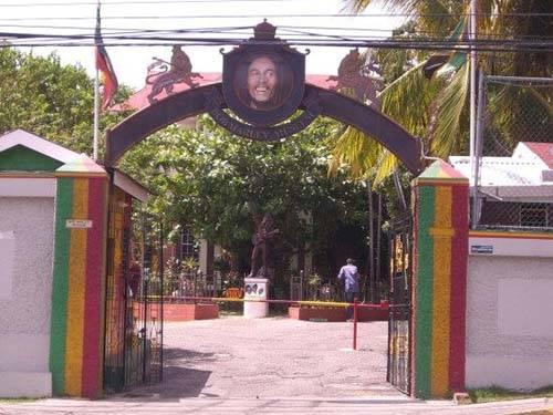 Casa Museo Bob Marley