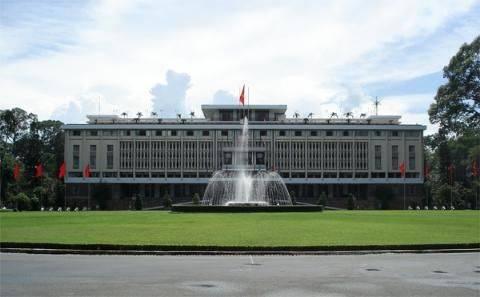 El Palacio de la Reunificación