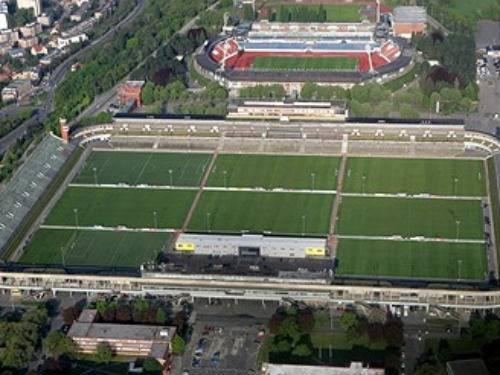 Gran estadio de Strahov