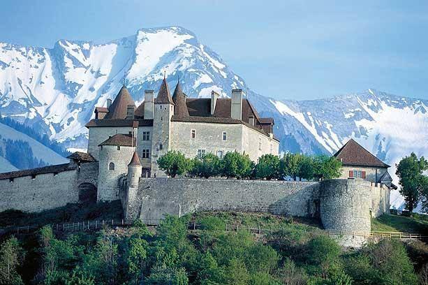 Turismo en la ciudad de Gruyère