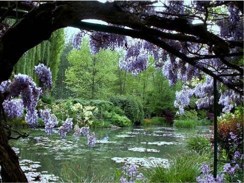 Visitando jardines europeos