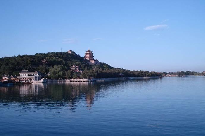 palacio de verano en pekin