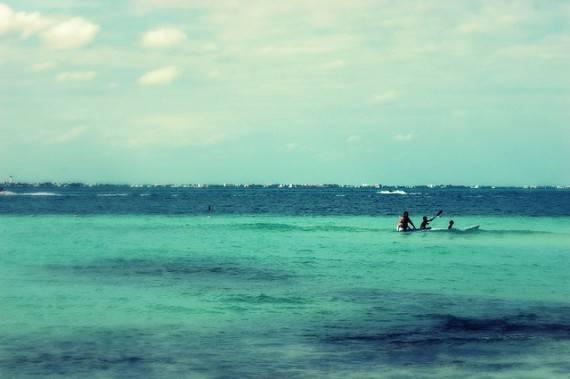 Cancun en México