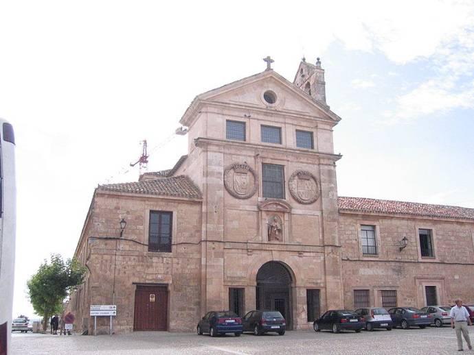 convento de san blas en lerma