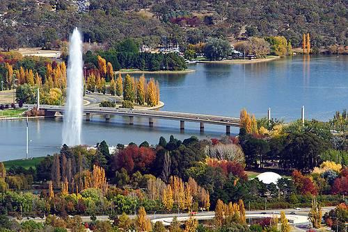 lago Burley Griffin