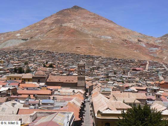 minas potosi turismo