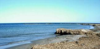 playa en murcia