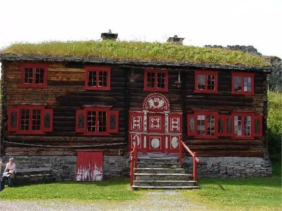 Museo Popular de Trøndelag(1)