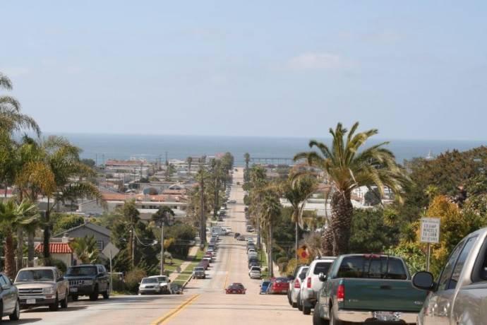 pacific beach en california estados unidos