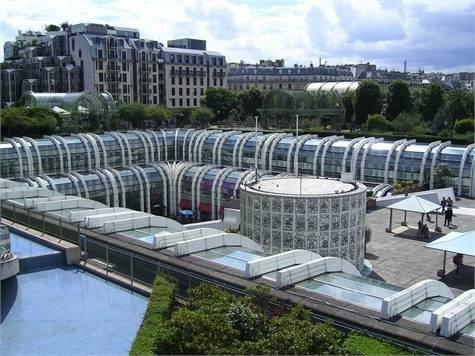 las Halles de París