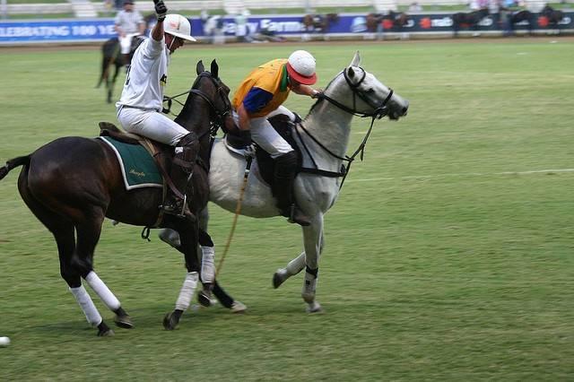 Polo en Dubai 2