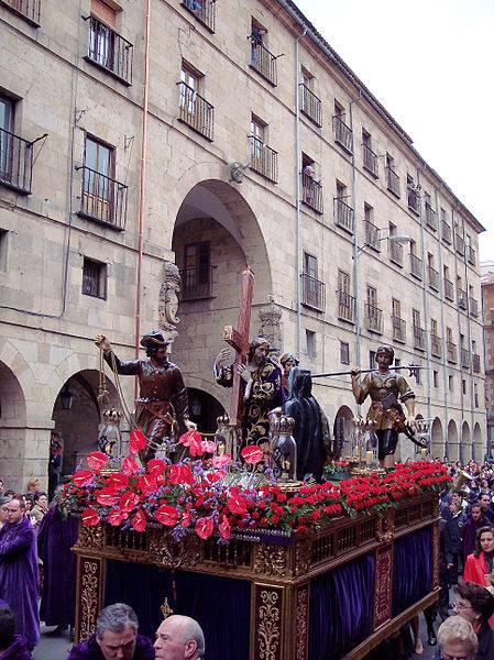 procesion de jesus nazareno