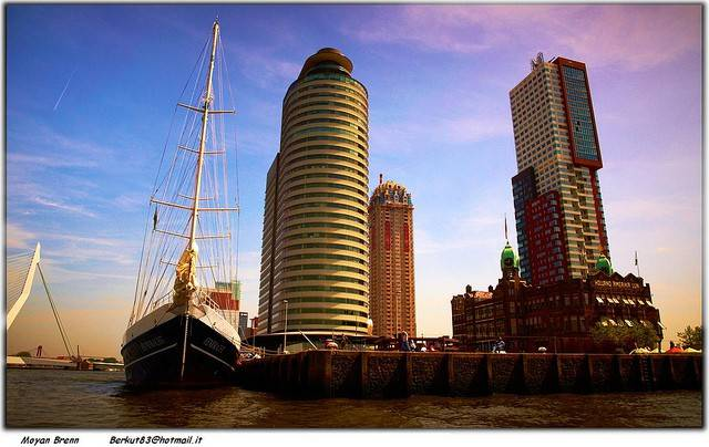 Nueva visión de Rotterdam 2