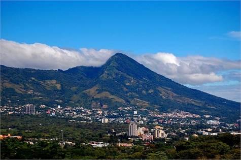 volcán de San Salvador