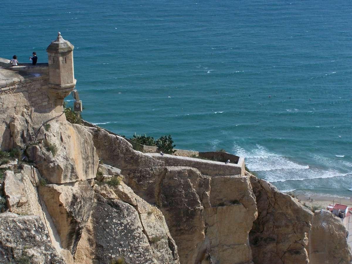 Alicante Castillo_Santa_Barbara