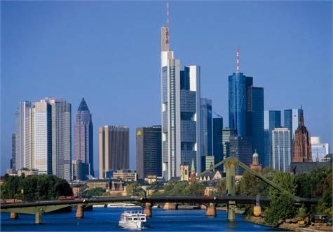 Frankfurt que ver