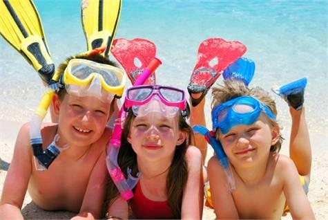 vacaciones recuerdos hijos