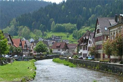 Alemania turismo rural