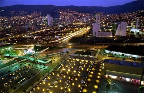 Medellín negocios