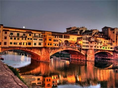 Florencia puentes