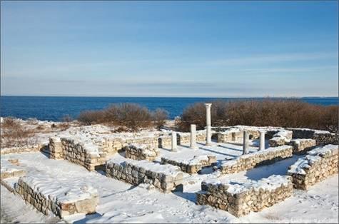 sitio arqueológico de Quersoneso