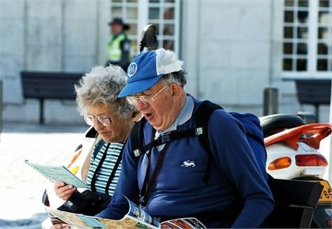 turismo tercera edad