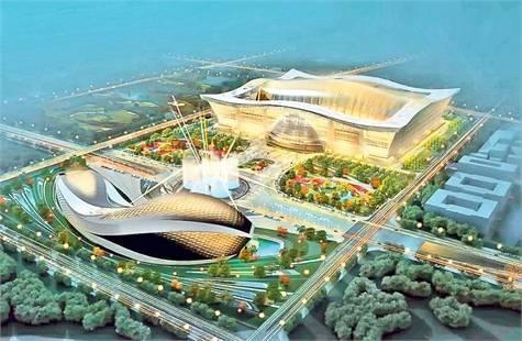 New Century Global Centre