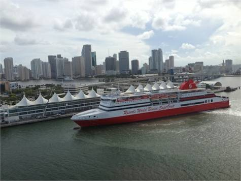 crucero Genting