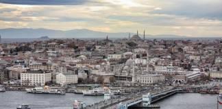 Imagen de la ciudad de Estambul