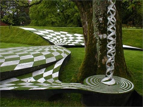 jardín Cosmic Speculation