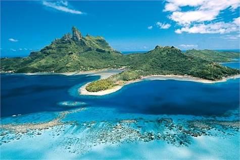 reserva marina islas cook