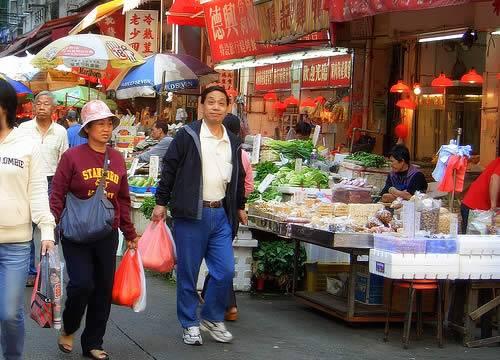 China costumbres