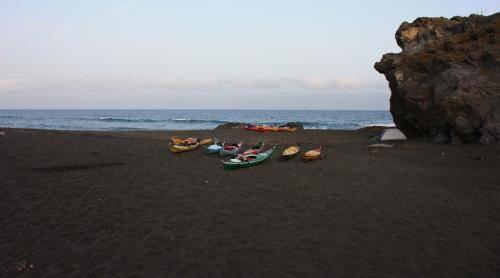 Playas negras