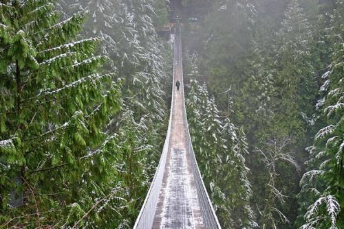 Puente colgante de Capilano