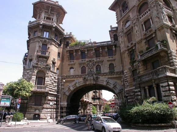 Viaja gratis a Roma