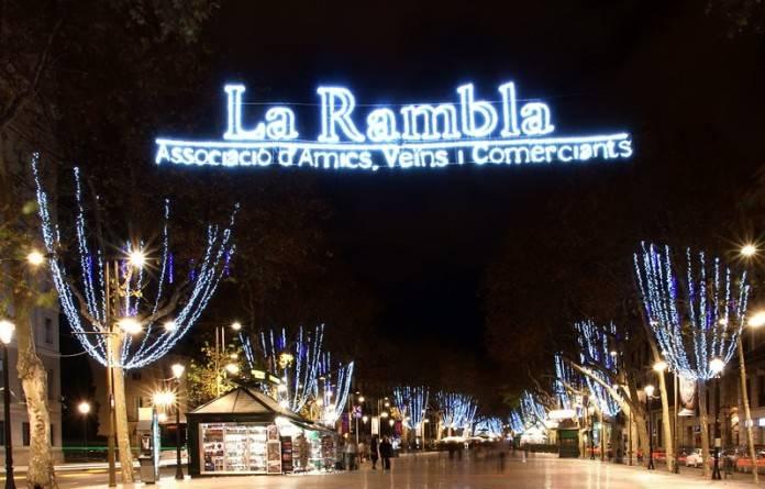 Planes en Barcelona para estas Navidades 2