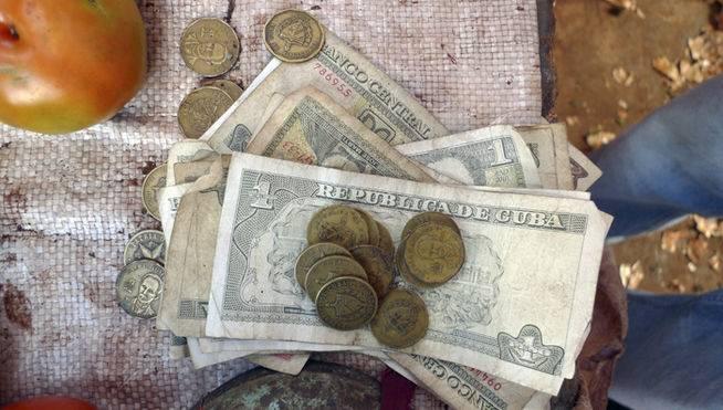 Cuba peso convertible